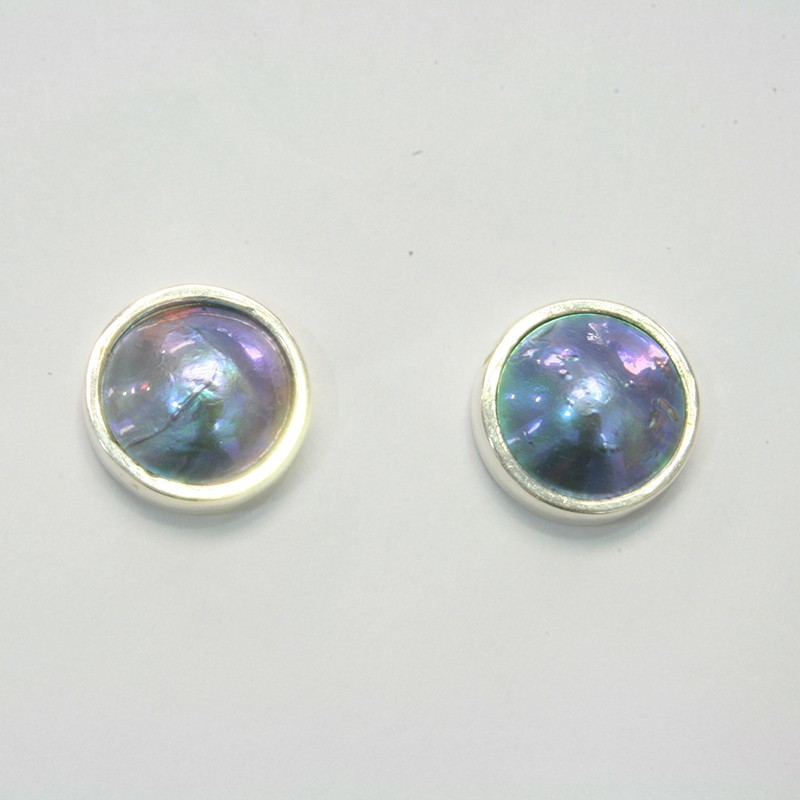 Pacific Blue Studs